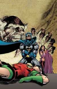 Batman HC Tales Of The Demon