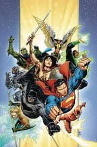 Justice League Of America HC Celebration Of 60 Years