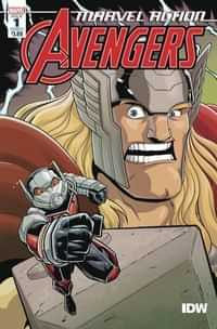 Marvel Action Avengers 2020 #1