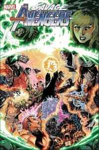 Savage Avengers #0 Variant Tan