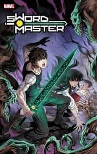 Sword Master #8
