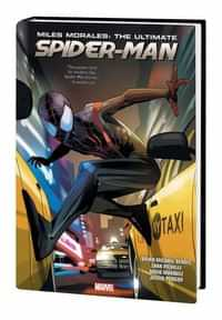 Miles Morales Ultimate Spider-man HC Omnibus Edition New Printing