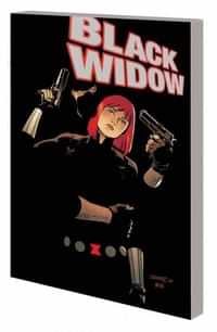 Black Widow TP Waid Samnee Complete Collection