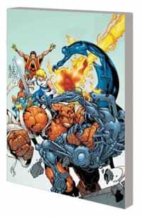Fantastic Four TP Complete Collection Heroes Return