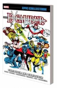 Excalibur TP Epic Collection Curiouser And Curiouser