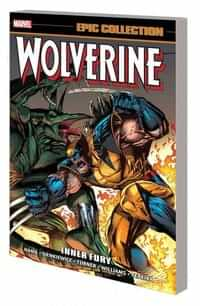 Wolverine TP Epic Collection Inner Fury