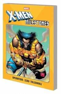 X-Men TP Milestones Operation Zero Tolerance