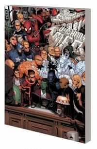 Marvel Monograph TP Art of Chris Bachalo