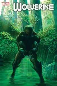 Marvel Poster Wolverine #1 By Alex Ross