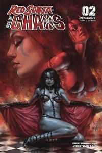 Red Sonja Age Of Chaos #2 CVR A Parrillo