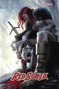 Red Sonja #13 CVR C Bob Q