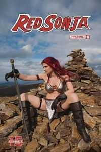 Red Sonja #13 CVR E Cosplay