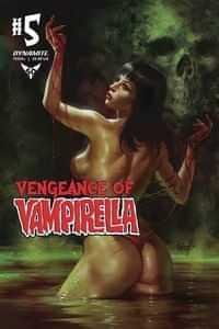 Vengeance of Vampirella #5 CVR A Parillo