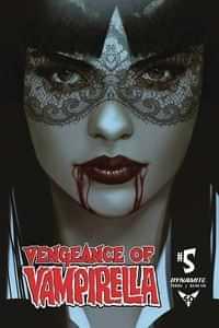Vengeance of Vampirella #5 CVR B Oliver