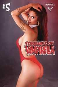 Vengeance of Vampirella #5 CVR D Cosplay