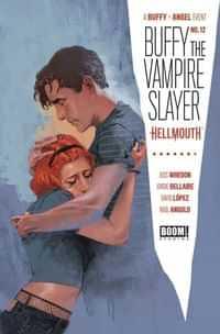 Buffy The Vampire Slayer #12 CVR A Aspinall