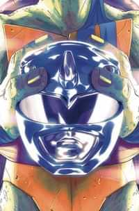 Power Rangers Teenage Mutant Ninja Turtles #3 CVR E Don Montes