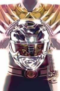Mighty Morphin Power Rangers #48 CVR B Foil Montes