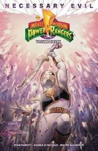 Mighty Morphin Power Rangers TP V11