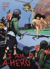I Am A Hero GN Omnibus Edition V10