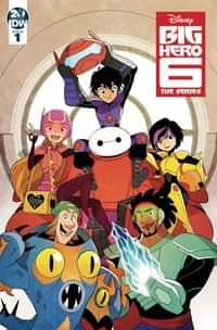 Big Hero 6 the Series #1
