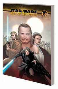 Star Wars TP Age of Republic Heroes