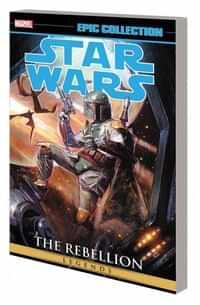 Star Wars TP Legends Epic Collection Rebellion V3