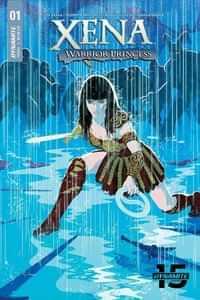 Xena Warrior Princess #1 CVR E Allen and Martin