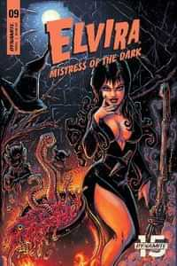 Elvira Mistress of Dark #9 CVR A Eastman