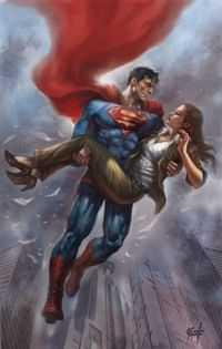 Action Comics #1022 CVR B Parrillo