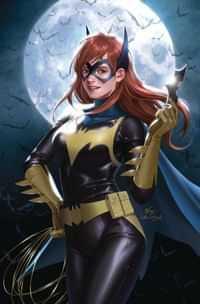 Batgirl #46 CVR B Inhyuk Lee