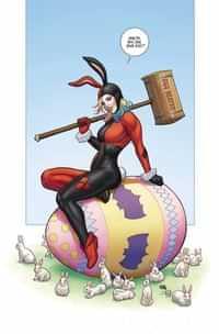 Harley Quinn #72 CVR B Frank Cho