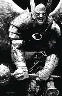 Hawkman #23 CVR B Gerardo Zaffino
