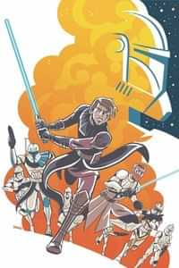 Star Wars Adventures Clone Wars #1