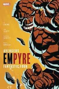 Empyre #1 Variant Michael Cho FF