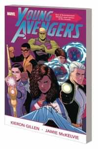 Young Avengers TP Gillen Mckelvie Complete Collection