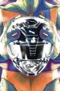 Power Rangers Teenage Mutant Ninja Turtles #5 CVR B Leo Montes