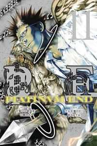 Platinum End GN V11