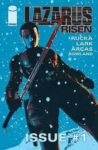 Lazarus Risen #1