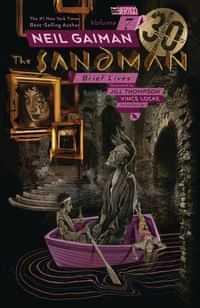 Sandman TP Brief Lives 30th Anniversary Edition