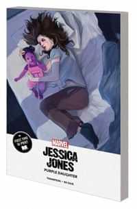 Jessica Jones GN Purple Daughter