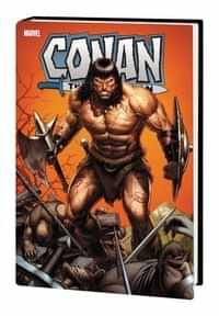 Conan the Barbarian HC Original Marvel Years Omnibus CVR A