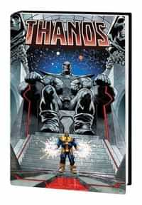 Thanos HC Donny Cates
