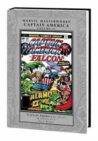 Mmw Captain America HC V11