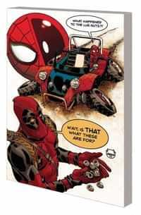 Spider-Man Deadpool TP Road Trip