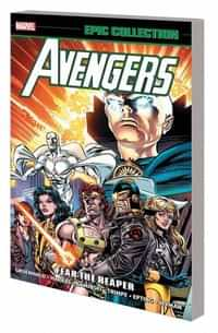 Avengers TP Epic Collection Fear the Reaper