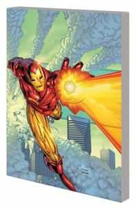 Iron Man TP Heroes Return Complete Collection V1