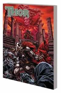 Thor TP Gillen Complete Collection