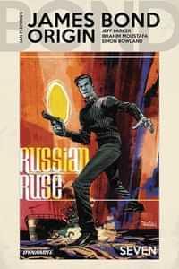James Bond Origin #7 CVR A Panosian