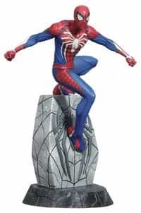 Marvel Gallery PVC Figure Spider-Man Ps4